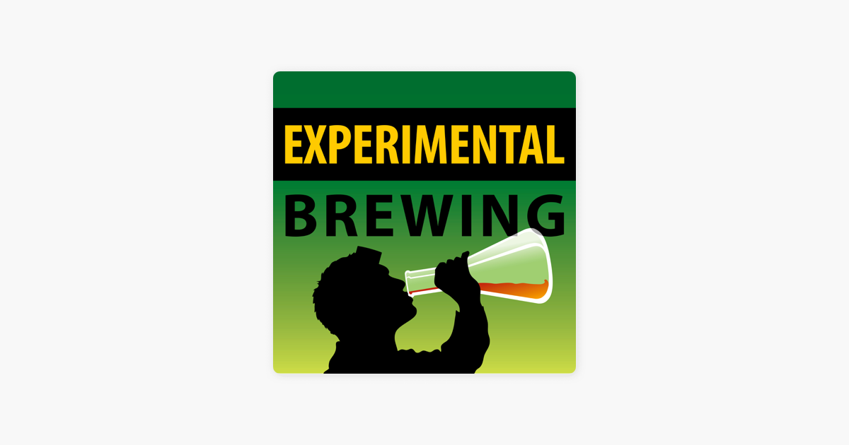 Experimental Brewing on Apple Podcasts
