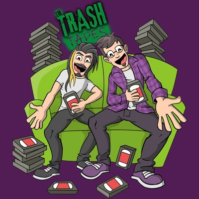 The Trash Tapes | The Trashy Film Podcast