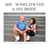 Mr. Worldwide and His Bride Conquer Cancer & Life artwork