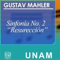 """Sinfonía No. 2 """"Resurrección"""" podcast"""