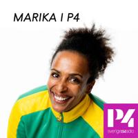 Marika i P4 podcast