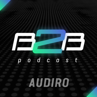 AUDIRO: B2B podcast o inovacích v průmyslu, zaměřený na automatizaci, digitalizaci a robotizaci