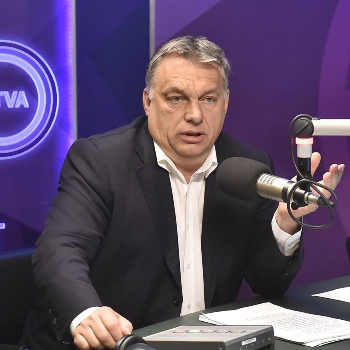 Orbán Viktor - miniszterelnöki interjú