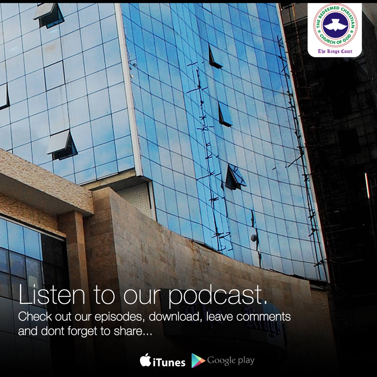 RCCG The King's Court Lagos Audio Podcast