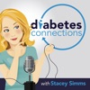 Diabetes Connections with Stacey Simms Type 1 Diabetes artwork