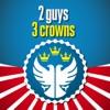 2 Guys 3 Crowns artwork