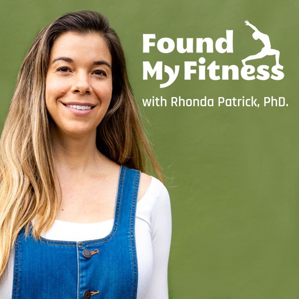 podcast thumbnail for 'FoundMyFitness'