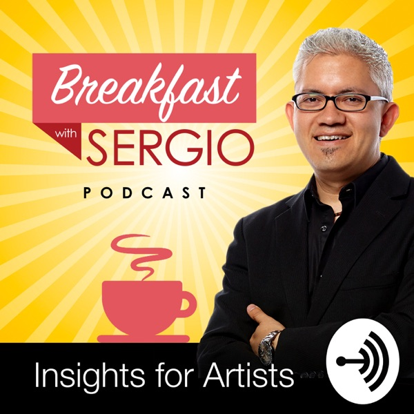 Breakfast with Sergio. Practical Advice for Visual Artists