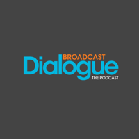 Podcast cover art for Broadcast Dialogue