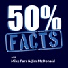 50% Facts with Silent Mike & Jim McD