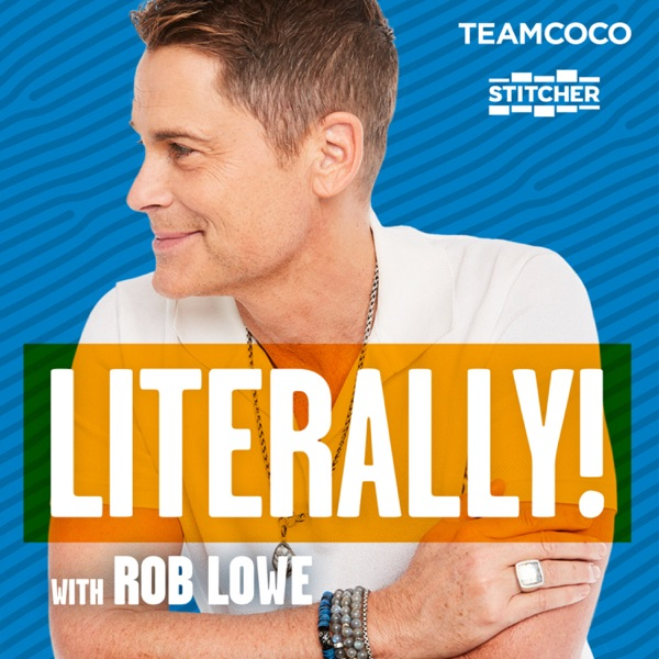 Literally! With Rob Lowe image