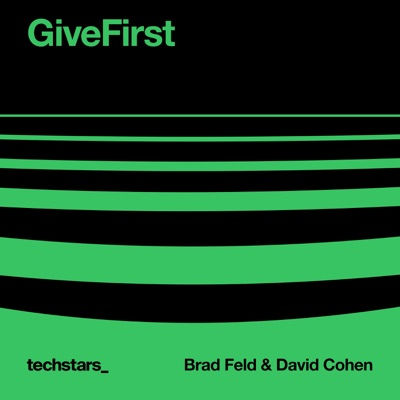 David & Brad on what they've learned from 20 episodes of the Give First podcast