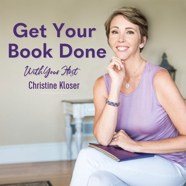 Get Your Book Done podcast show image