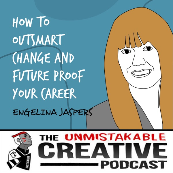 Engelina Jaspers | How to Outsmart Change and Future Proof Your Career photo