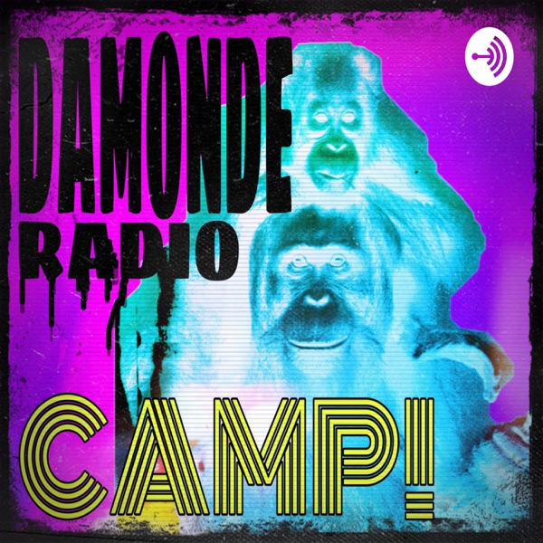 ダモンデラジオ キャンプ!