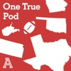 One True Pod: A show about Big 12 football artwork