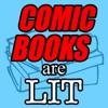 Comic Books are Lit artwork