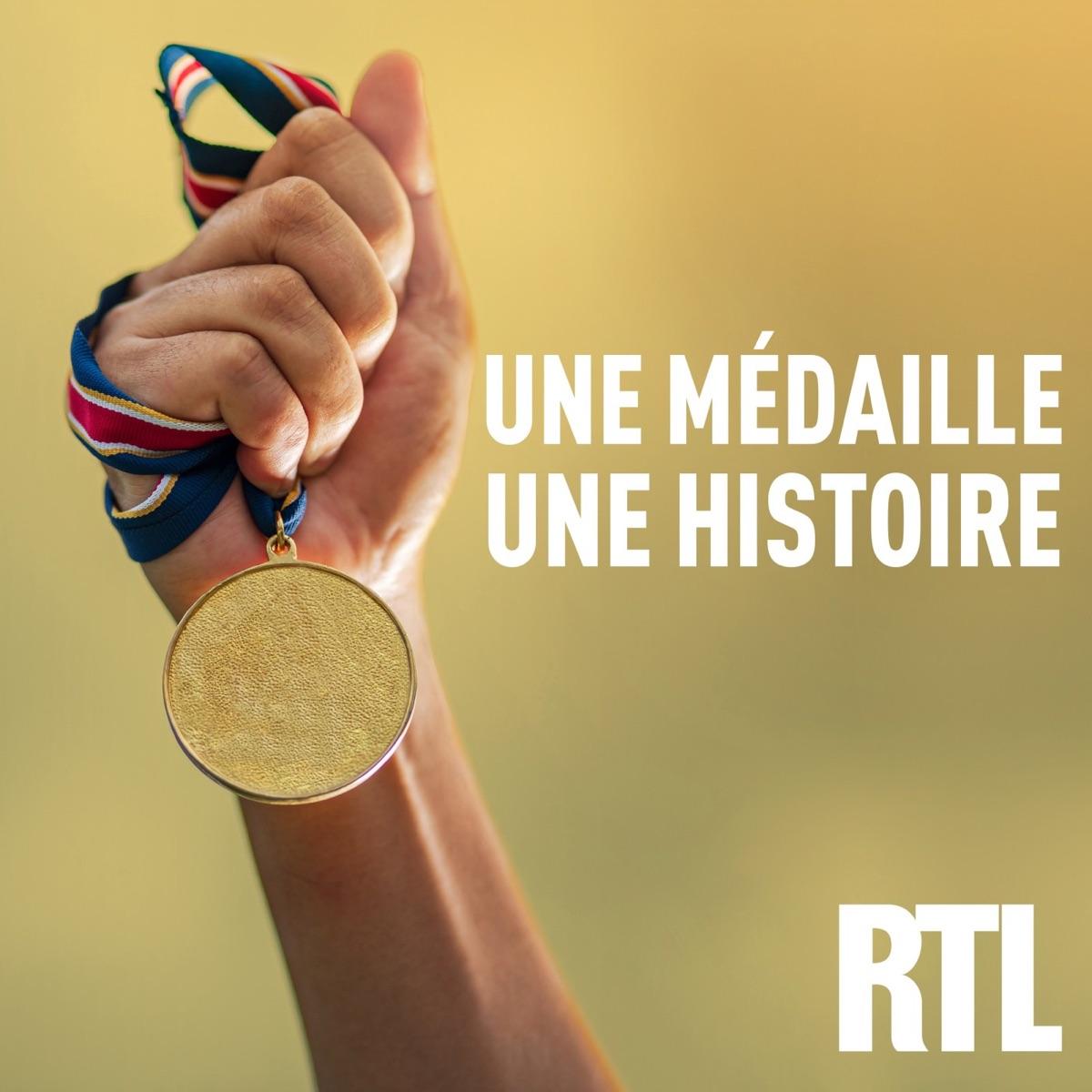 Une médaille, une histoire