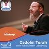 Gedolei Torah artwork