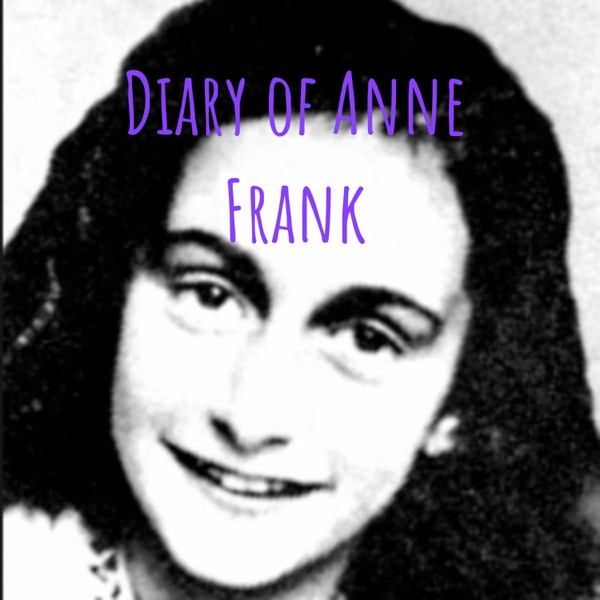 Diary of Anne Frank banner backdrop