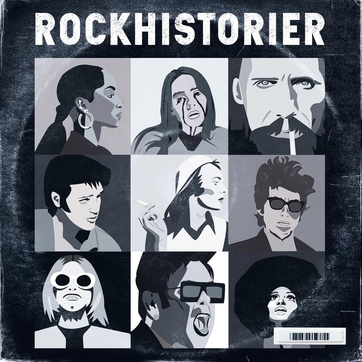 Rockhistorier