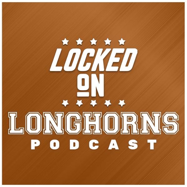 Locked On Longhorns - Daily Podcast On Texas Longhorns Football & Basketball logo