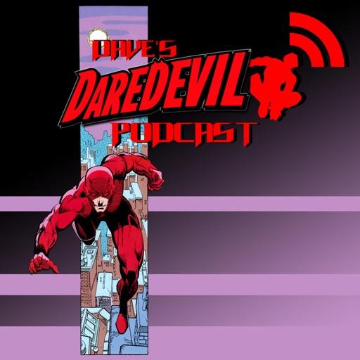 Cover image of Dave's Daredevil Podcast