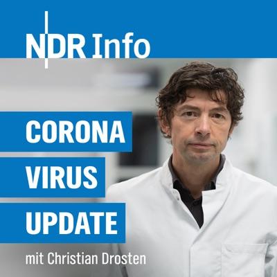 Das Coronavirus-Update mit Christian Drosten:NDR Info