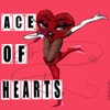 Ace of Hearts with Monique Heart artwork