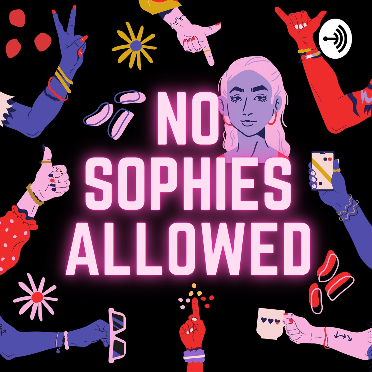 no sophies allowed
