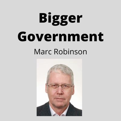 Bigger Government