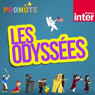 Les odyssées:France Inter