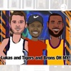 Lukas and Tigers and Brons OH MY!!! artwork