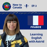 Learning English   Astrid from France