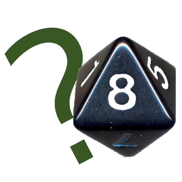 Mystery d8