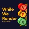 While We Render artwork