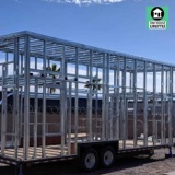 Steel Framed vs. SIPs: Tiny House Building Envelope Choices with Jay Leopold