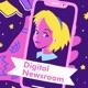 Digital Newsroom