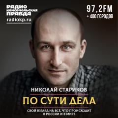 По сути дела. Николай Стариков