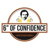 """6"""" of Confidence with Spencer Urban artwork"""