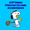 ATP Tennis Podcast: Eli and Asher Senor artwork