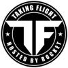 "Taking Flight with Michael ""Rocket"" Blackstone artwork"
