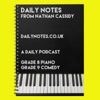 Daily Notes from Nathan Cassidy artwork
