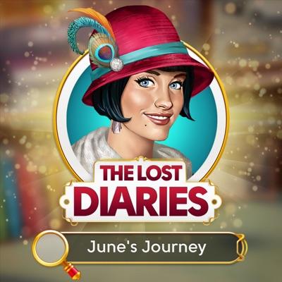 June's Journey: The Lost Diaries:Wooga