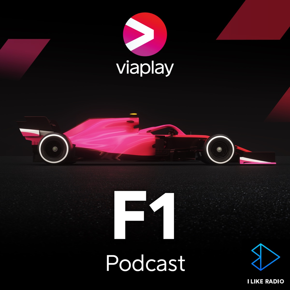 Viaplay F1-Podcast