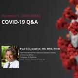 UPDATE 12/9/2020 - COVID-19 Q&A
