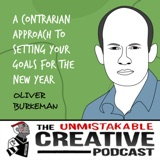 Oliver Burkeman | A Contrarian Approach to Setting Your Goals for the New Year