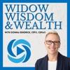 Widow, Wisdom & Wealth with Donna Kendrick artwork