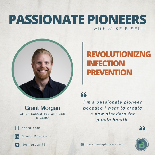Revolutionizing Infection Prevention with Grant Morgan photo