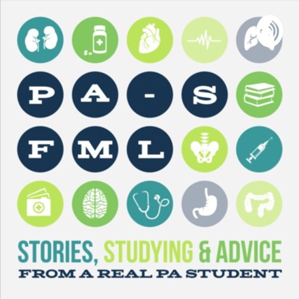 PA-S, FML: Inside PA School, from a Real PA Student with stories, studying, and advice. image